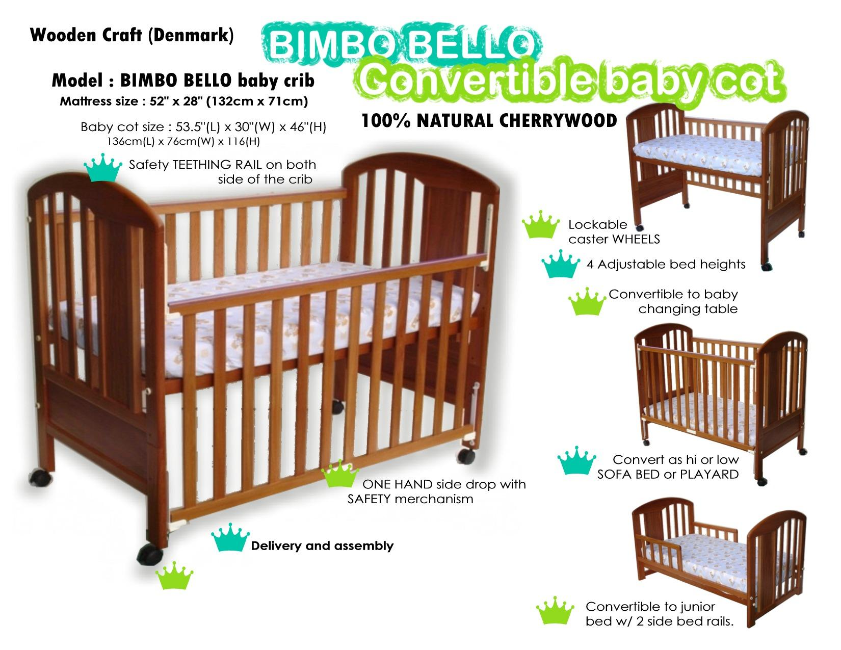 mini cribs storage wadsworth child the larger convertible craft l baby crib view